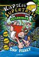 Omslagsbilde:Kaptein Supertruse og utedassfolkets ufyselige ugjerninger