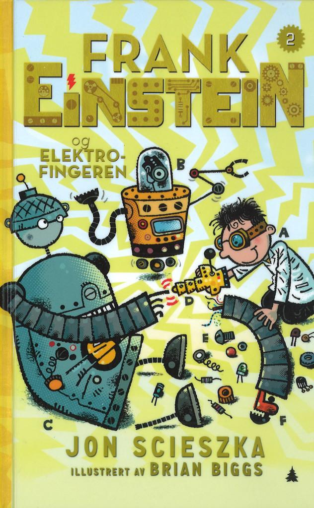 Frank Einstein og elektrofingeren . 2