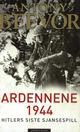 Omslagsbilde:Ardennene 1944 : Hitlers siste sjansespill