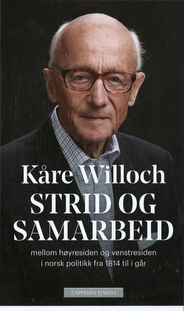 Strid og samarbeid : mellom høyresiden og venstresiden i norsk politikk fra 1814 til i går