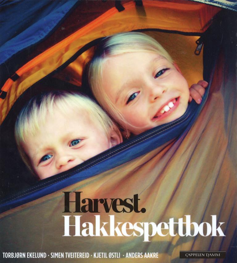 Harvest hakkespettbok