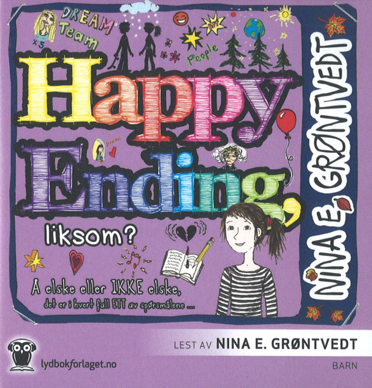 Happy ending, liksom? . 4