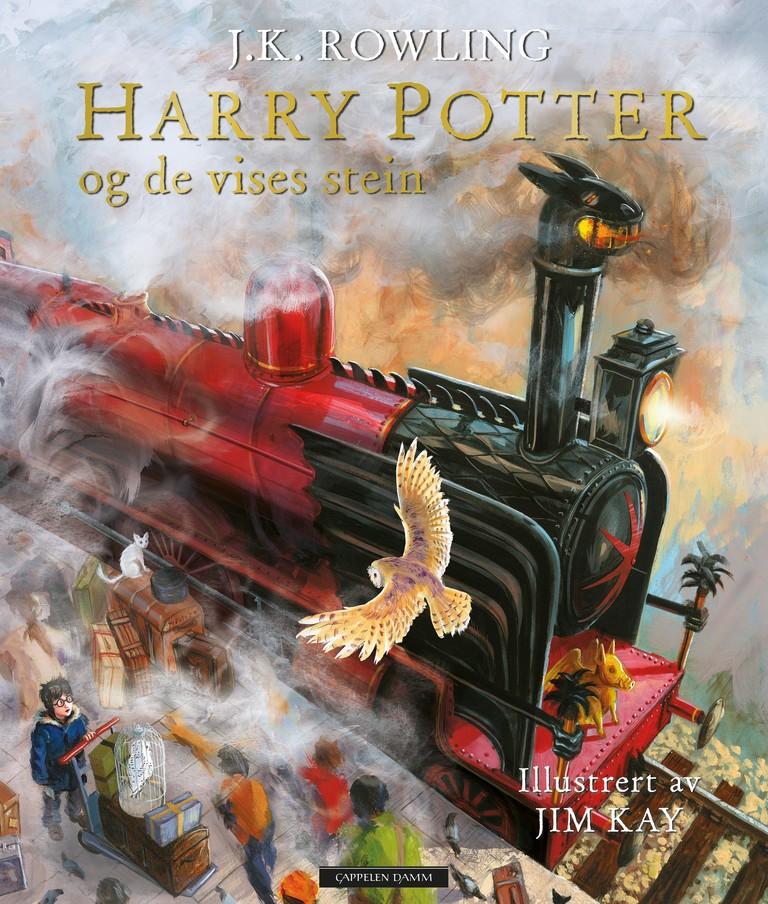 Harry Potter og de vises stein