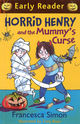 Omslagsbilde:Horrid Henry and the mummy's curse
