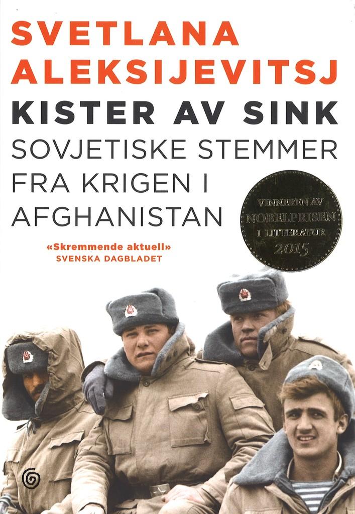 Kister av sink : sovjetiske stemmer fra krigen i Afghanistan