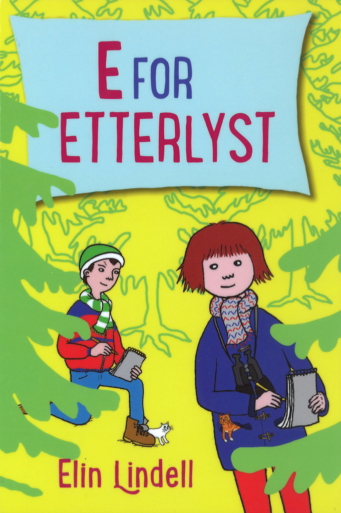 E for etterlyst . 2