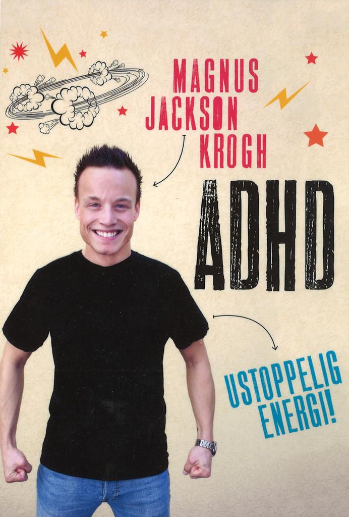 ADHD ustoppelig energi!
