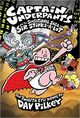 Omslagsbilde:Captain Underpants and the sensational saga of Sir Stinks-A-Lot : the twelfth epic novel