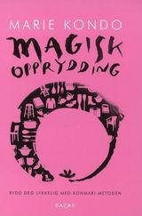 Forsiden til Magisk opprydding av Marie Kondo