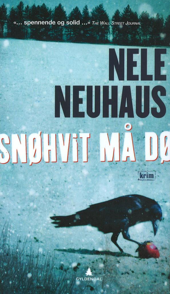 Illustrasjonsbilde for omtalen av Snøhvit må dø av Nele Neuhaus