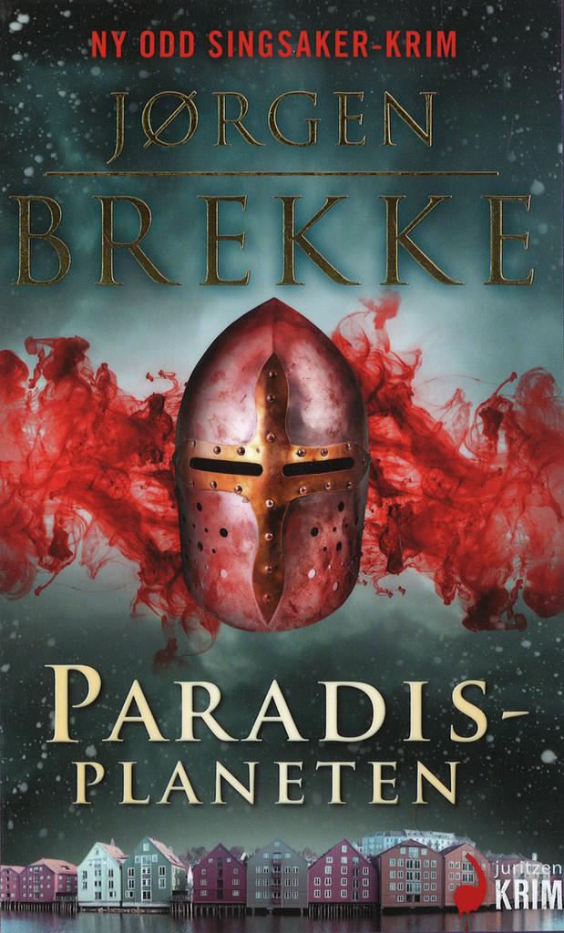 Paradisplaneten : kriminalroman