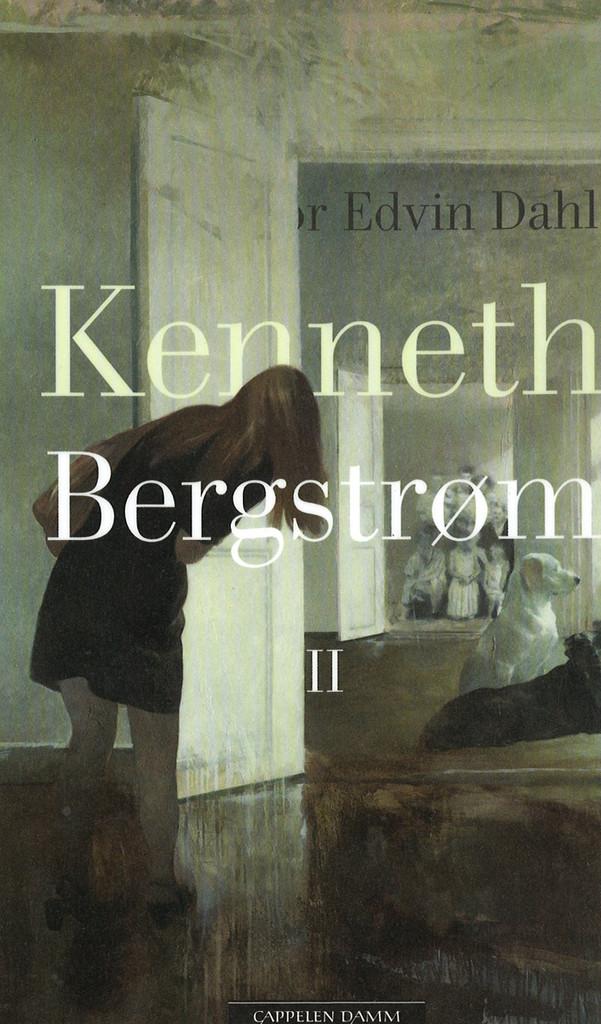 Forsiden til Kenneth Bergstrøm II av Tor Edvin Dahl