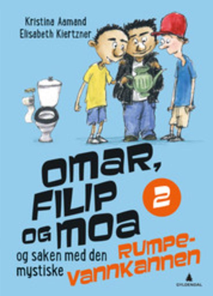 Omar, Filip og Moa og saken med den mystiske rumpevannkannen 2