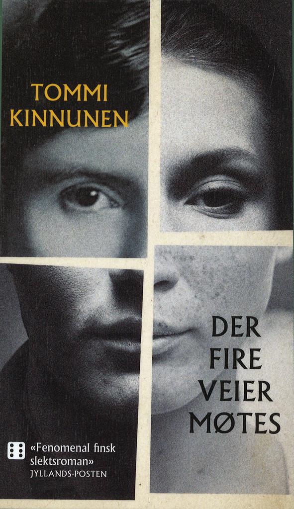 Illustrasjonsbilde for omtalen av Der fire veier møtes av Tommi Kinnunen