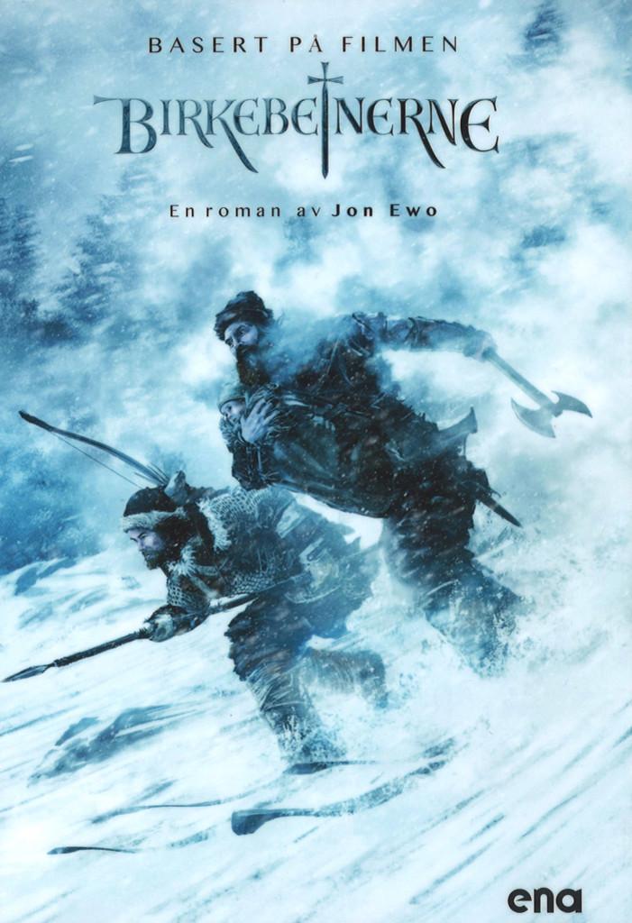 Birkebeinerne : historisk roman basert på filmmanus av Ravn Lanesskog