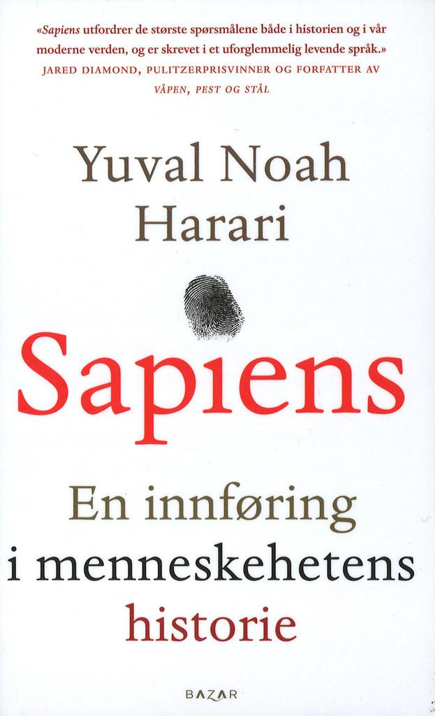 Sapiens : en innføring i menneskehetens historie