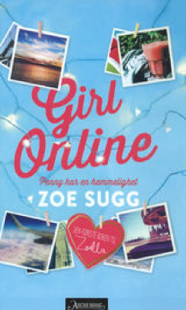 Girl Online : Penny har en hemmelighet