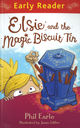 Omslagsbilde:Elsie and the magic biscuit tin