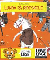 Lunda på rideskole av Camille Kuhn 2016