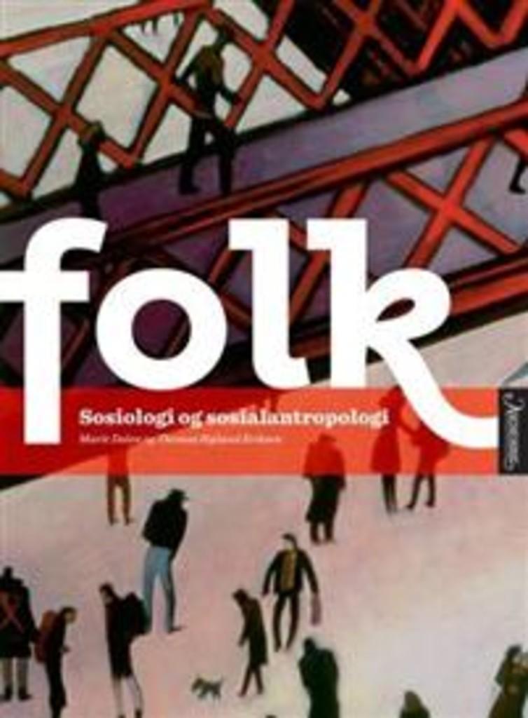 Folk : Sosiologi og sosialantropologi