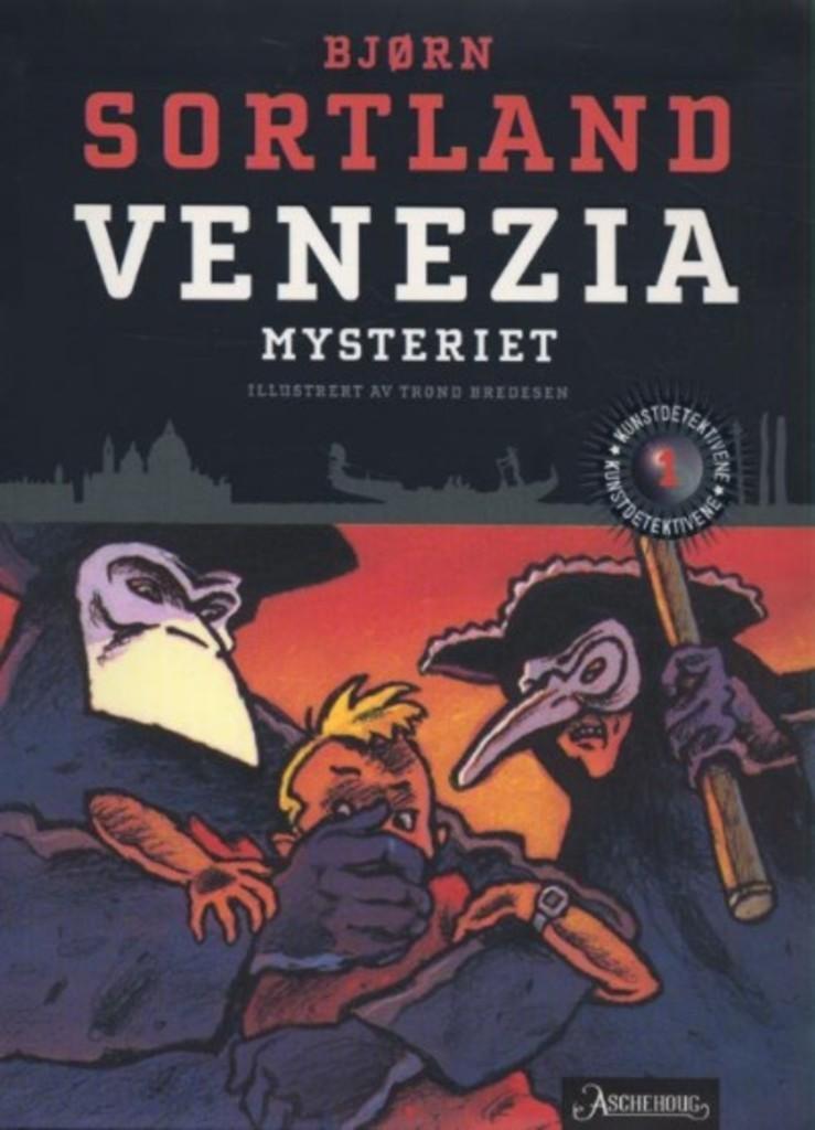 Venezia-mysteriet (Åpen linjeavstand)