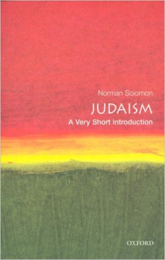 Judaism : a very short introduction