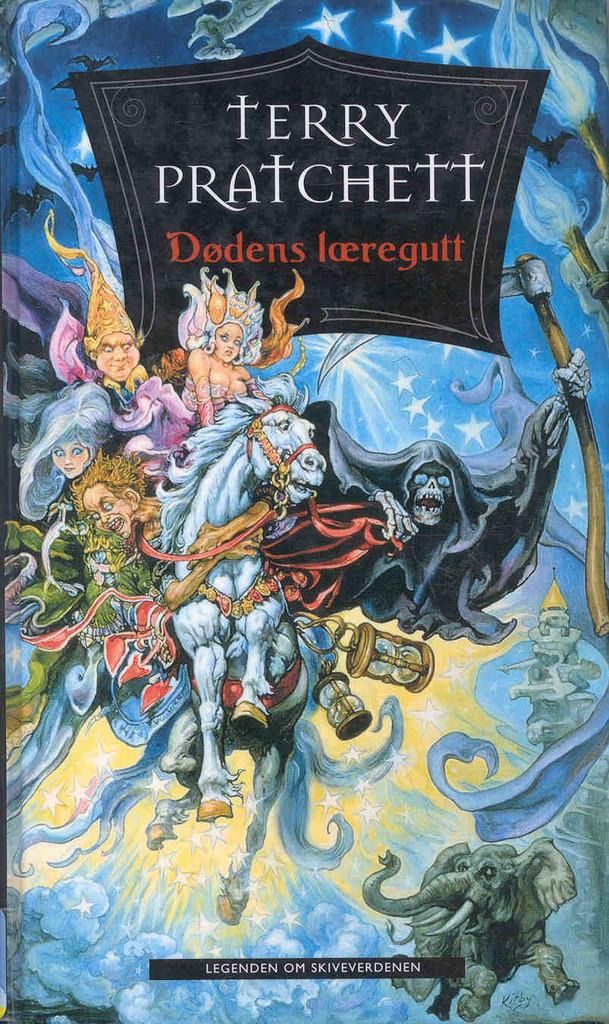Dødens læregutt : legenden om Skiveverdenen . 4