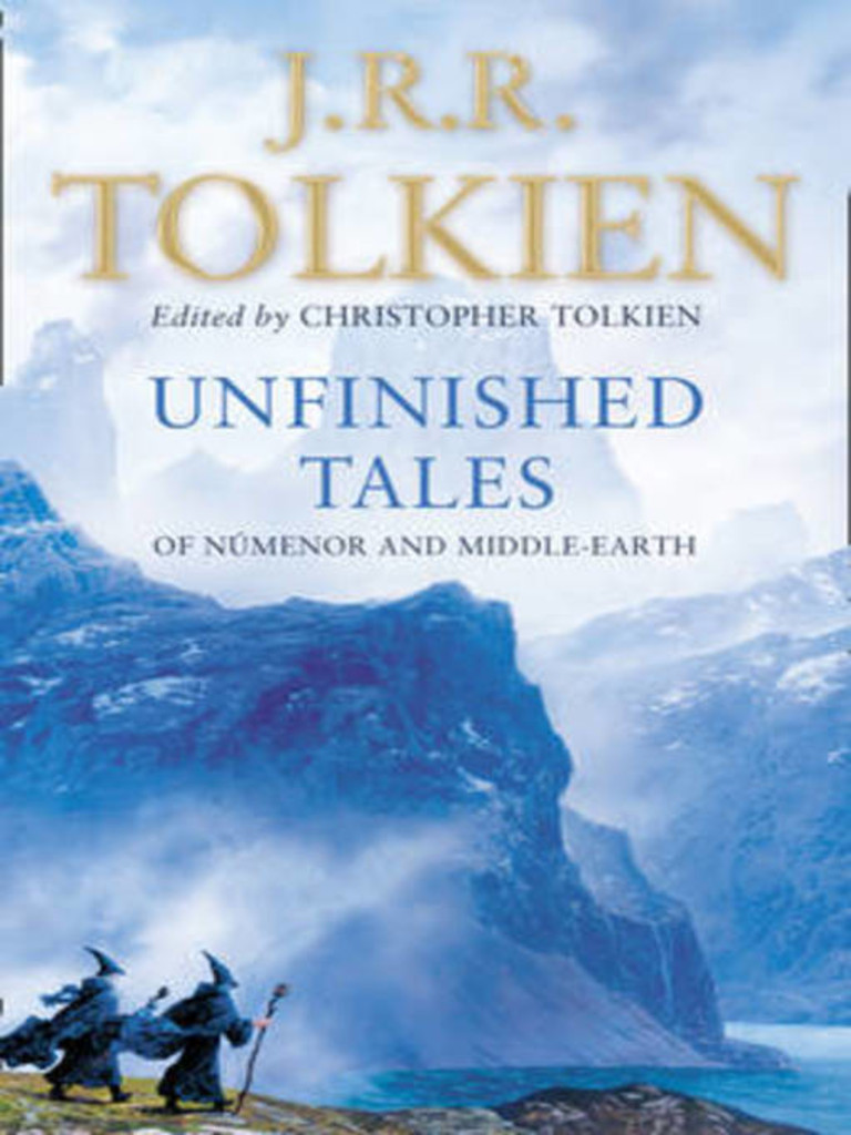 Unfinished tales of N'umenor and Middle-earth