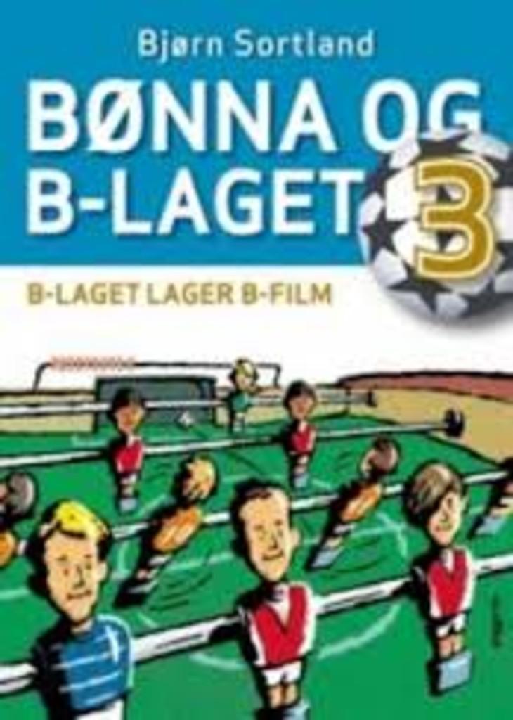 B-laget lager b-film (Åpen linjeavstand)