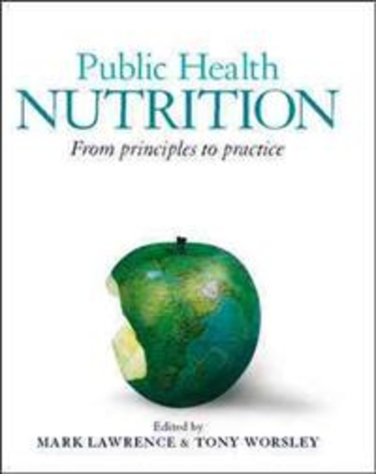 Public health nutrition : from principles to practice