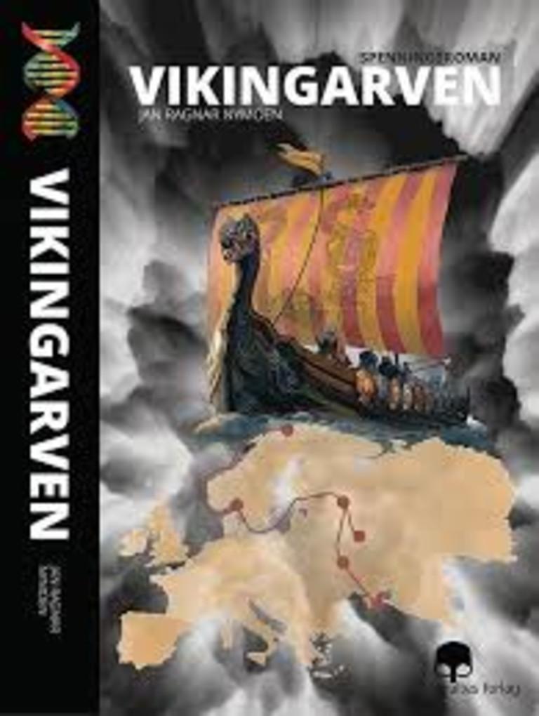 Vikingarven : spenningsroman