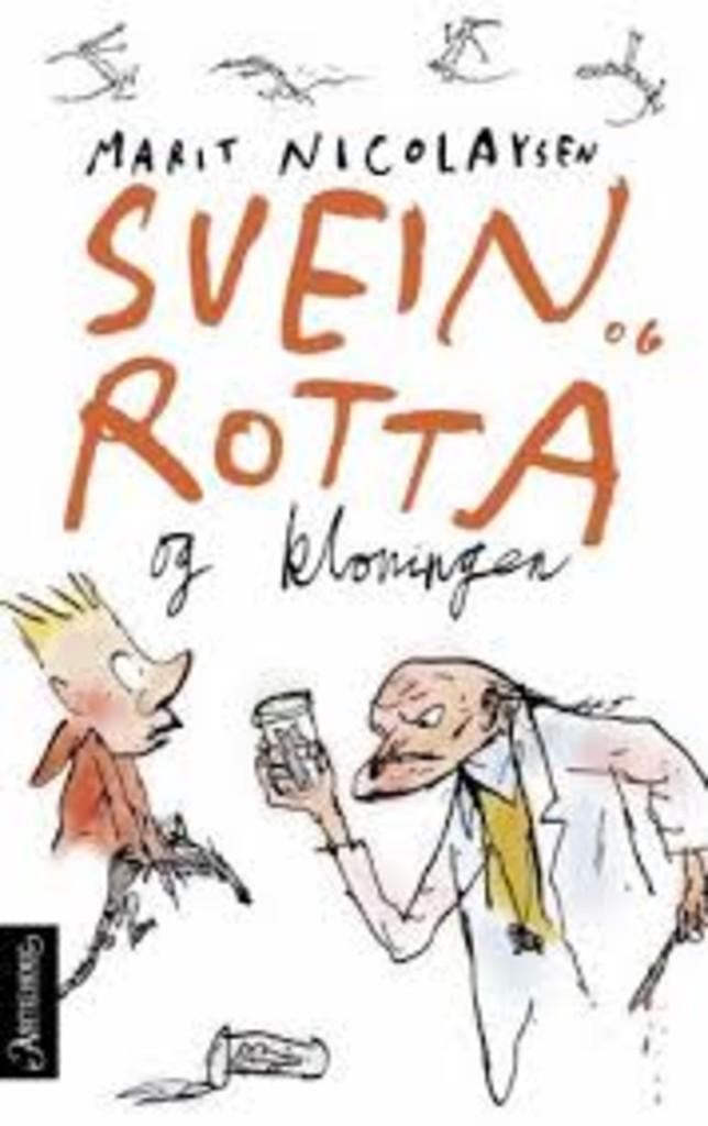 Svein og rotta og kloningen (åpen linjeavstand)