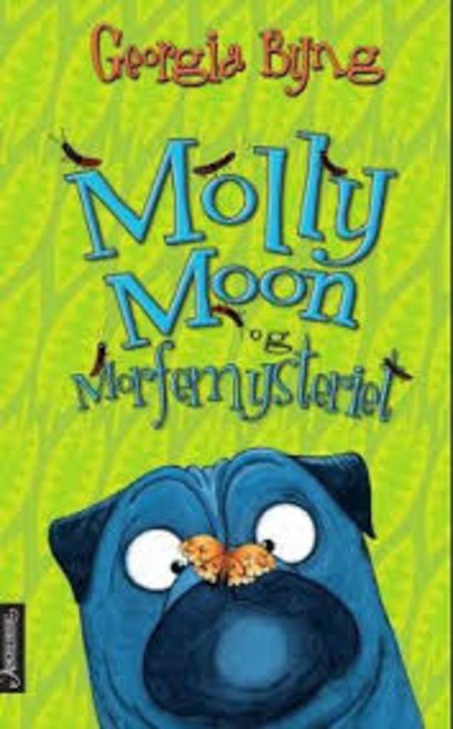 Molly Moon og morfemysteriet(5)