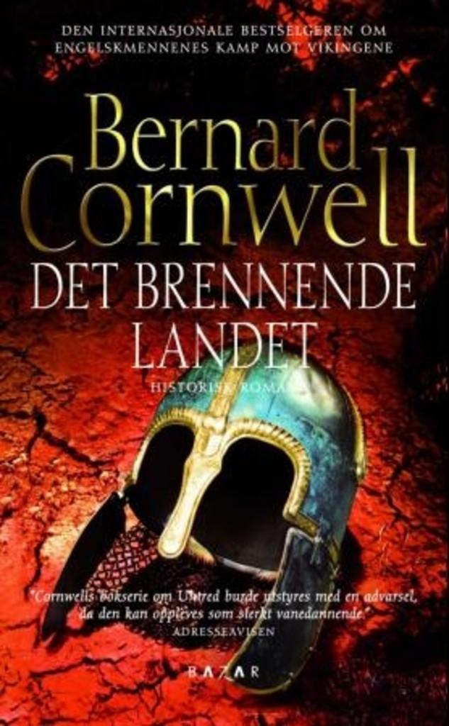 Det brennende landet : roman . 5
