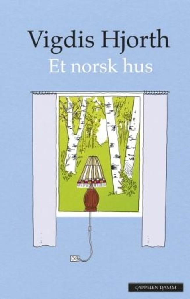 Et norsk hus : roman