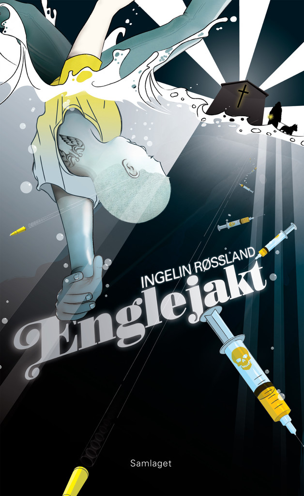 Englejakt (2) : roman