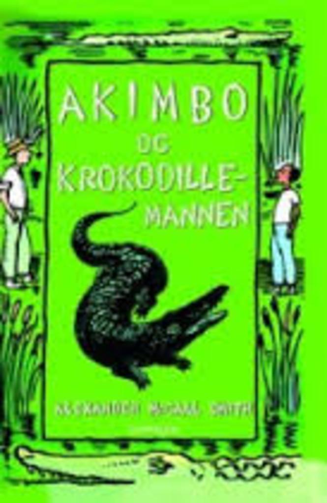 Akimbo og krokodillemannen