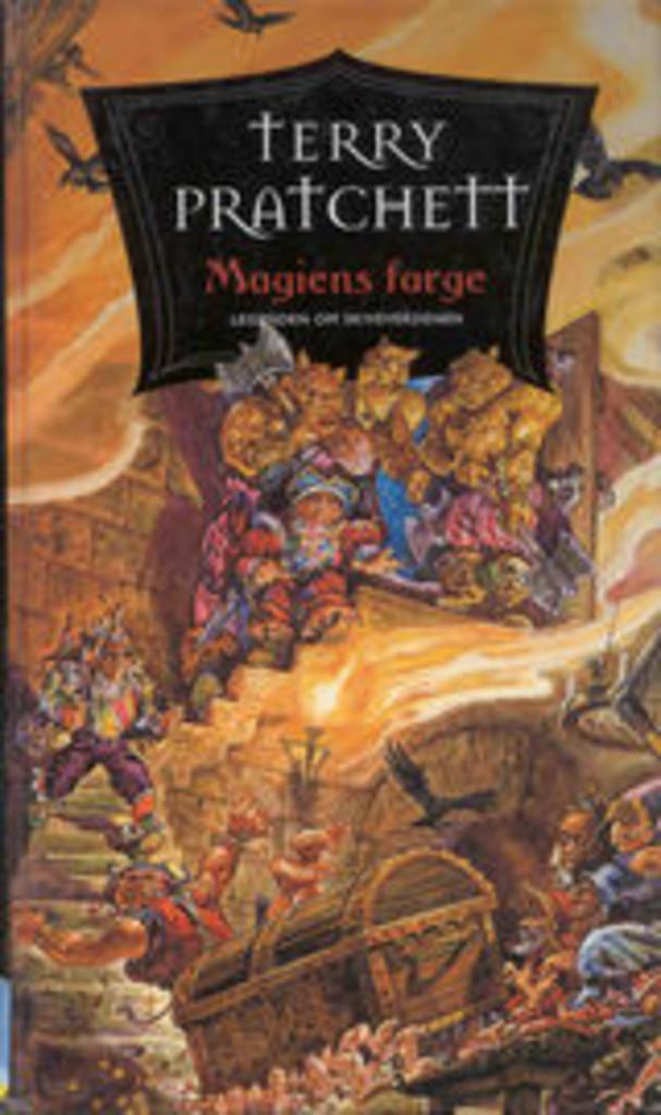 Magiens farge : legenden om Skiveverdenen . 1
