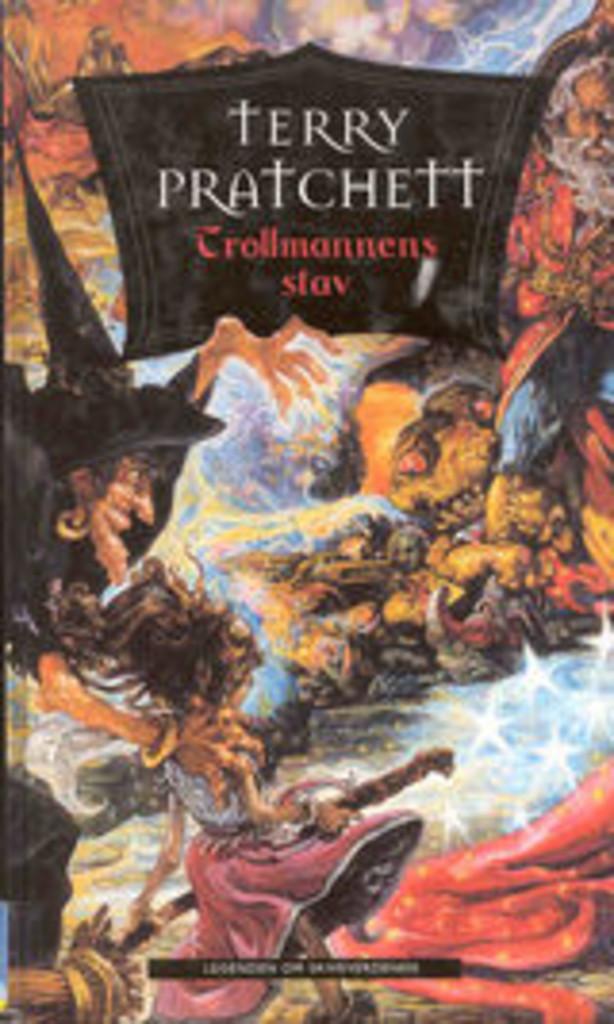 Trollmannens stav : legenden om Skiveverdenen . 3