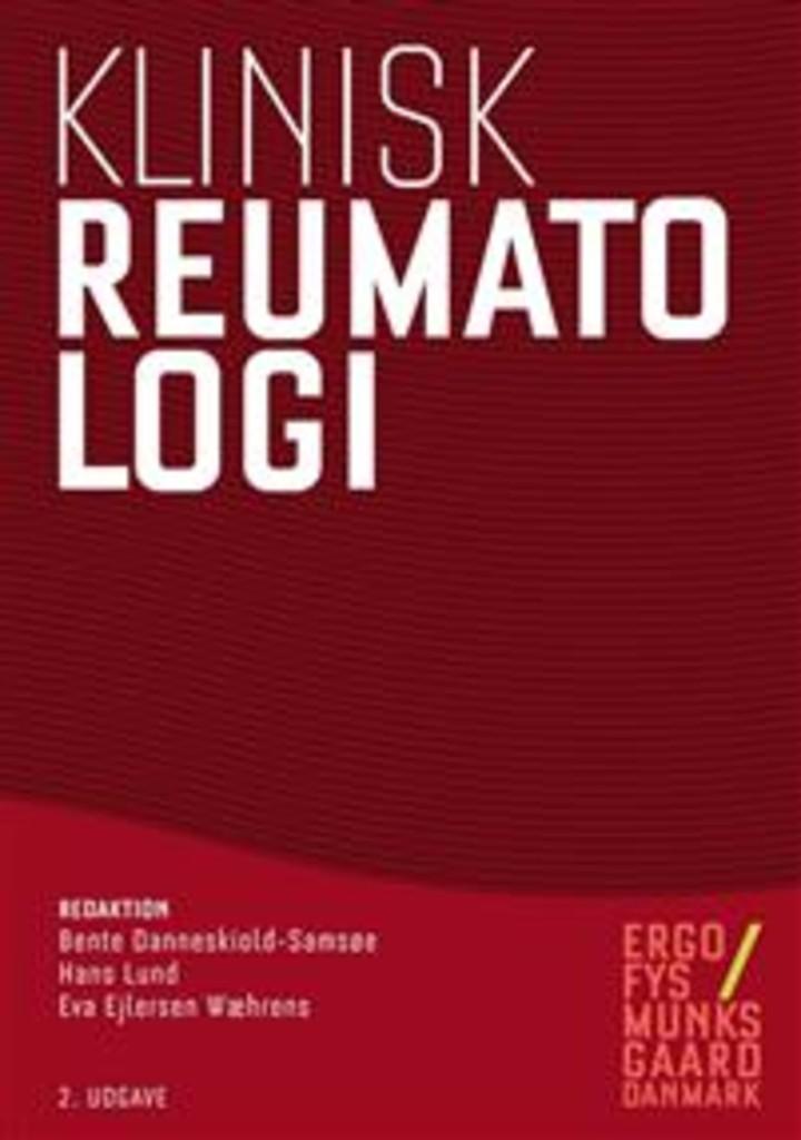 Klinisk reumatologi