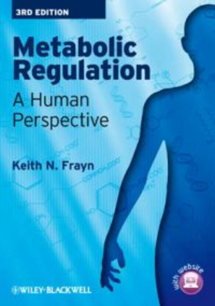 Metabolic regulation : a human perspective