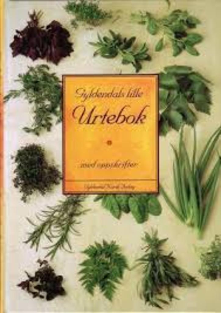 Gyldendals lille urtebok med oppskrifter