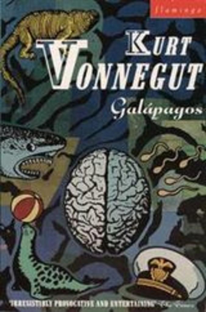 Galapagos : roman