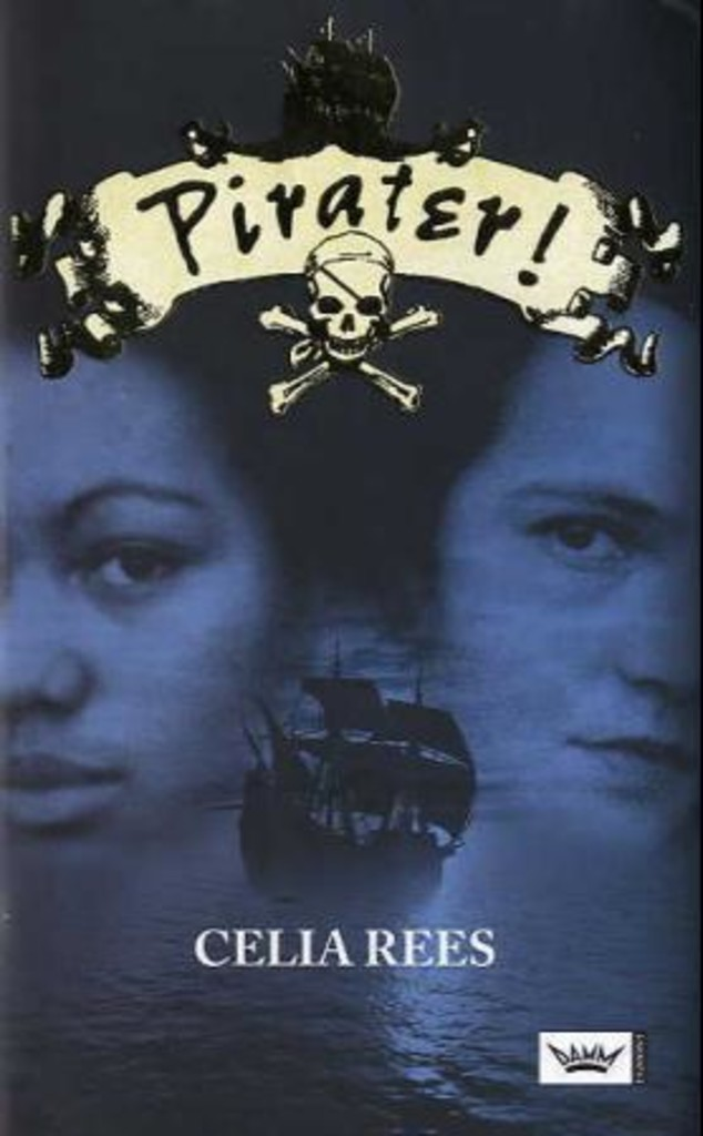 Pirater! : de sanne og bemerkelsesverdige opplevelsene til de kvinnelige piratene Minerva Sharpe og Nancy Kington