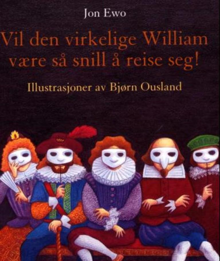 Vil den virkelige William være så snill å reise seg! : William Shakespeare - et puslespill av en biografi
