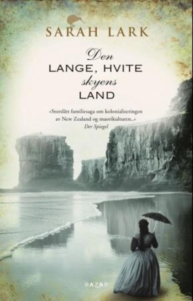 Den lange, hvite skyens land : roman . 1