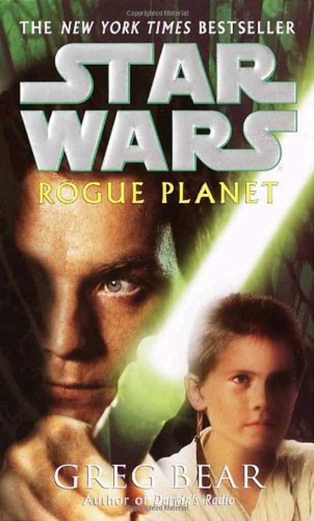Star wars . Rogue planet