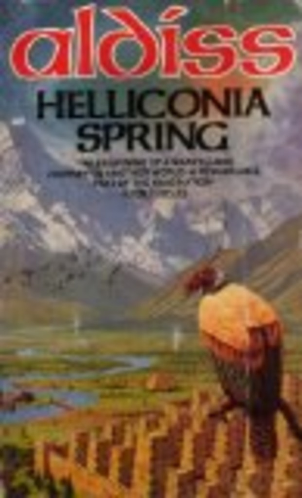 Helliconia spring 1