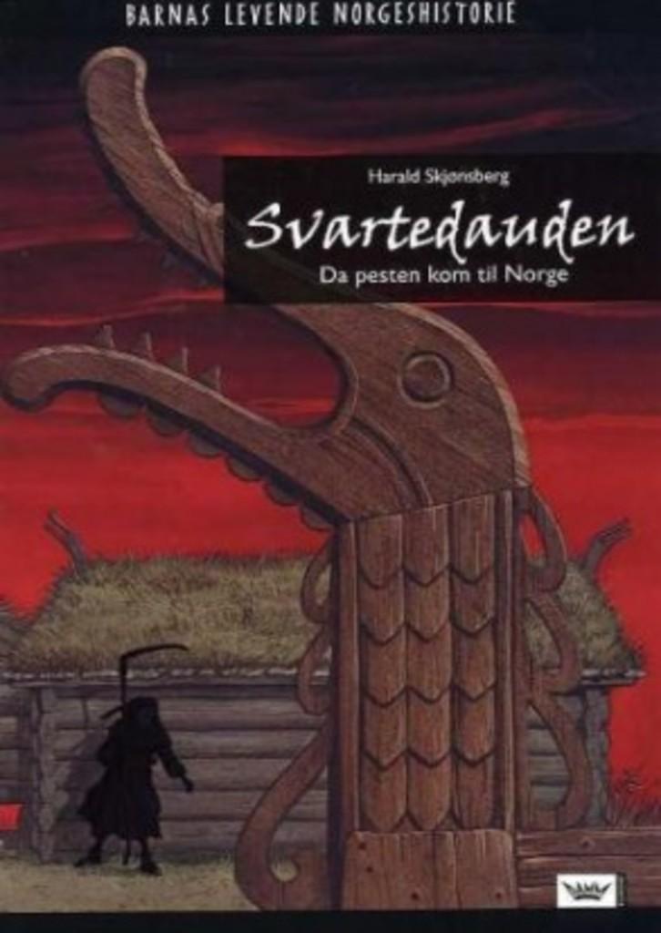 Svartedauden : da pesten kom til Norge