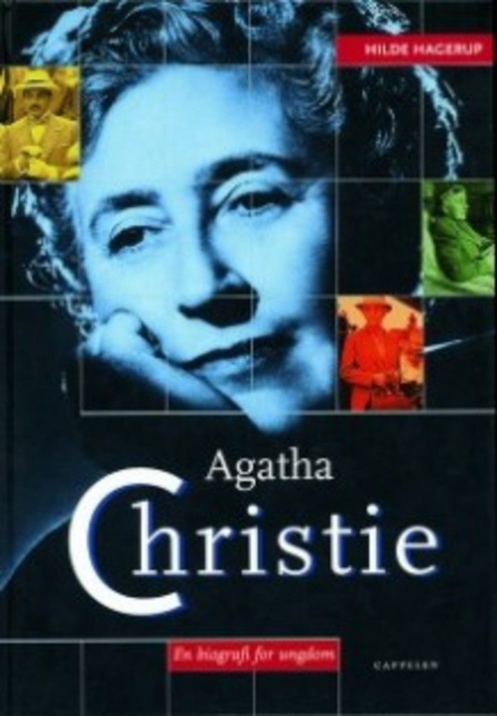 Agatha Christie : en biografi for ungdom